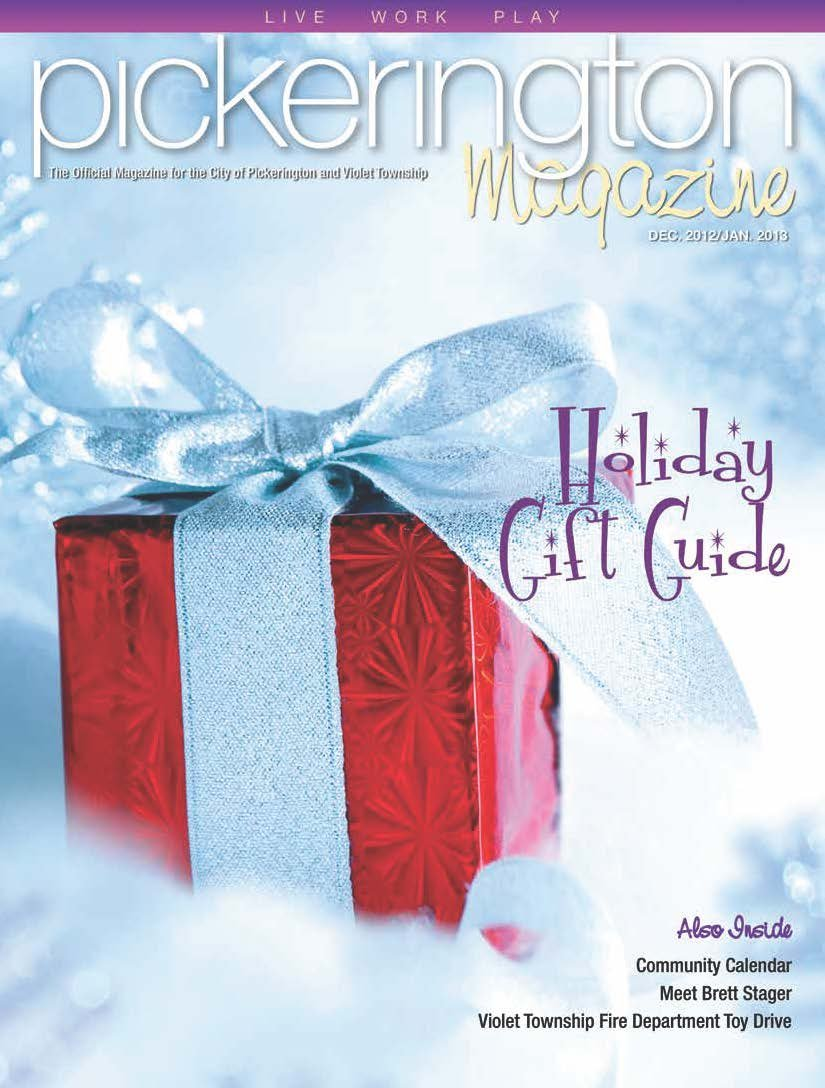 Pickerington Cover December 2012