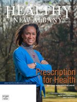 Healthy New Albany Cover January 2013