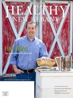 Healthy New Albany Cover May 2013