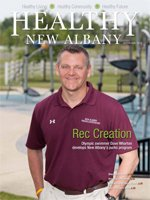Healthy New Albany Cover July 2013