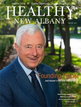 Healthy New Albany Cover November 2013
