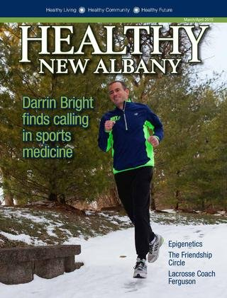 Healthy New Albany Cover March 2015