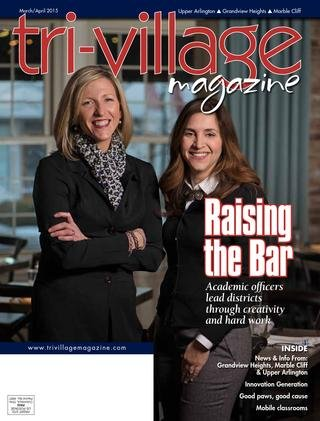 Tri-Village March 2015 Cover