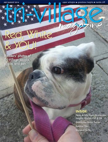 Tri-Village July 2015 Cover
