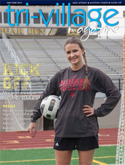 Tri-Village May 2015 Cover