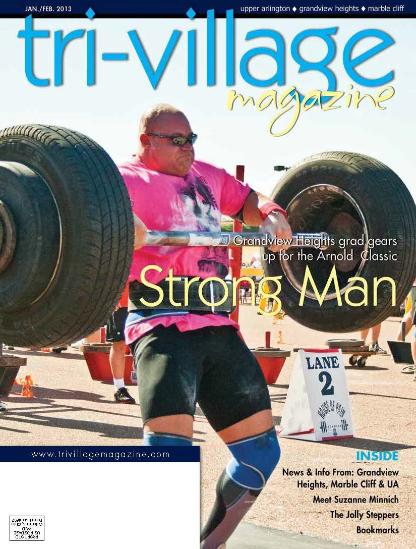 Tri-Village January 2013 Cover