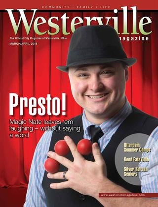Westerville March 2015 Cover