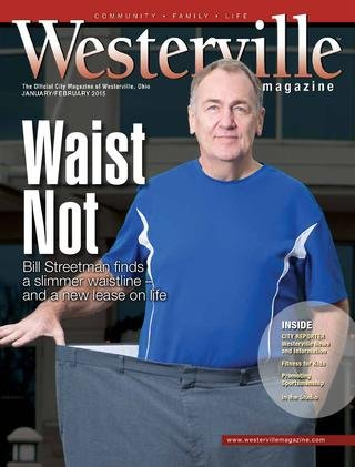 Westerville January 2015 Cover