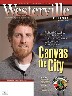 Westerville May 2014 Cover