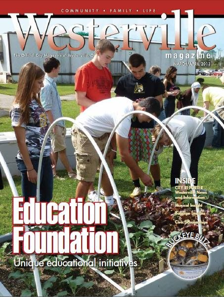 Westerville March 2013 Cover