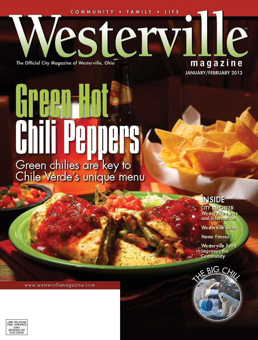 Westerville January 2013 Cover