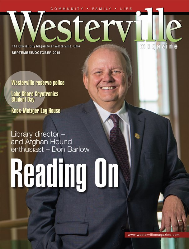 Westerville September 2015 cover