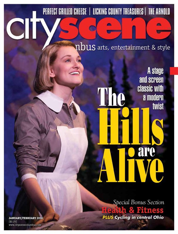 CityScene January/February 2016 cover