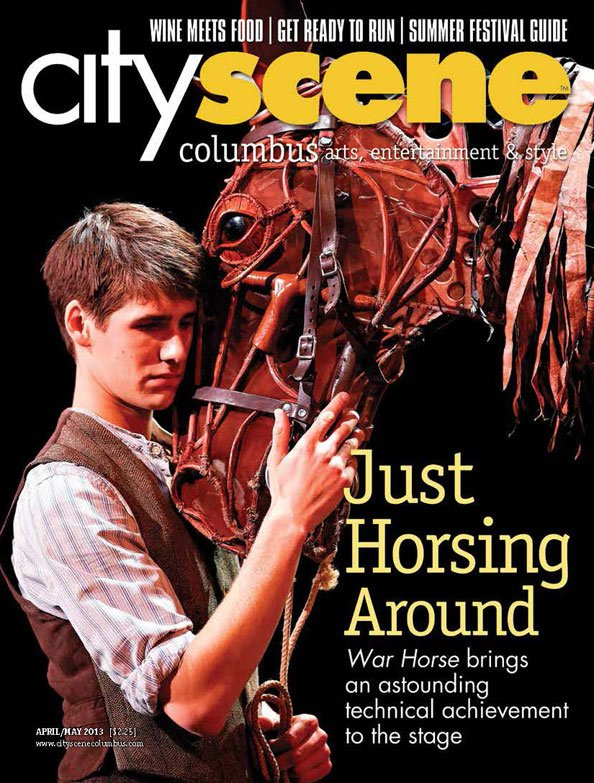 City Scene Magazine April 2013