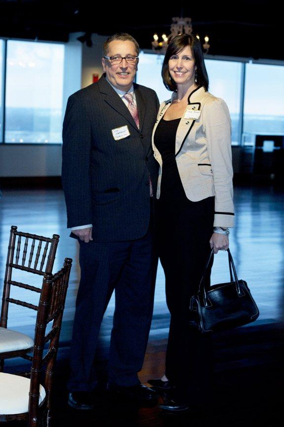 Rob Womeldorph and Susan Hosket