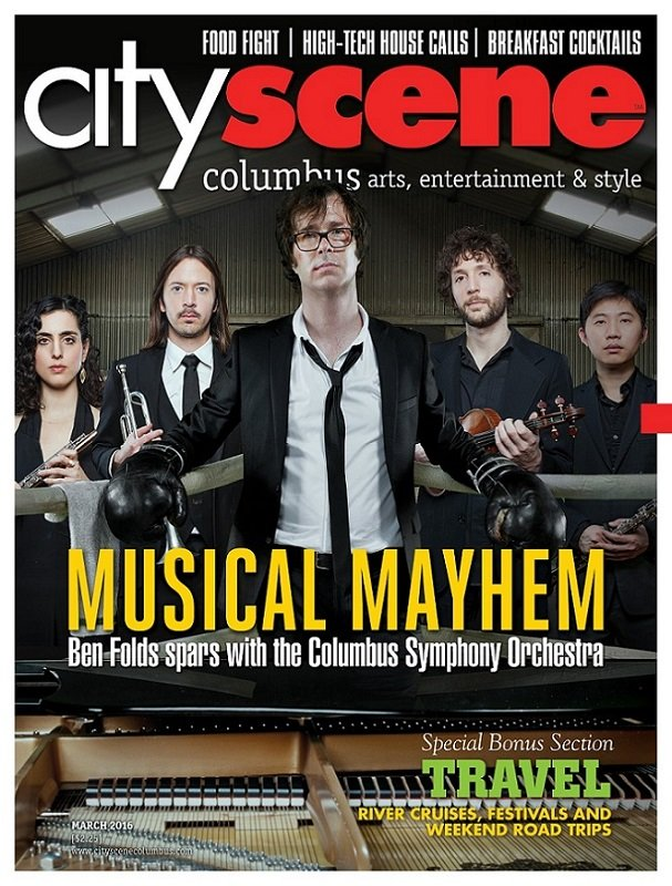 CityScene cover March 2016
