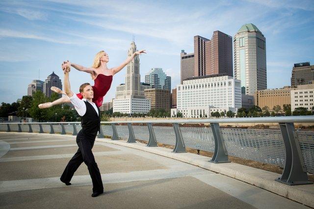 BalletMet Inspired