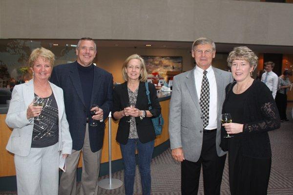 Judy Godsey, Cap Clegg, Sharon Adams, Dave Amorose, Michelle Crandall