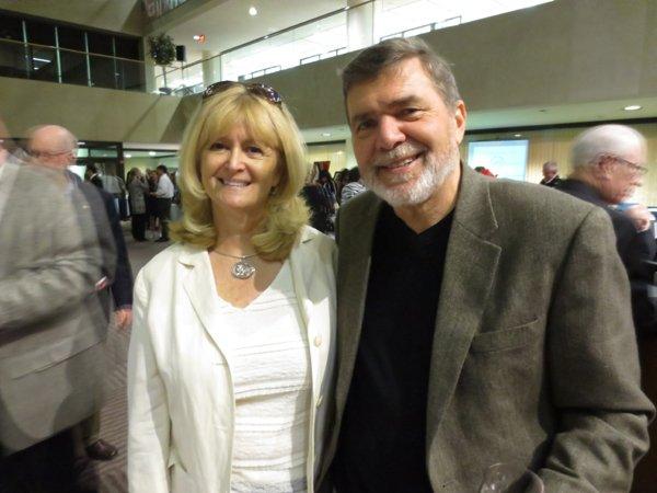 Sheila Reiner, John Reiner