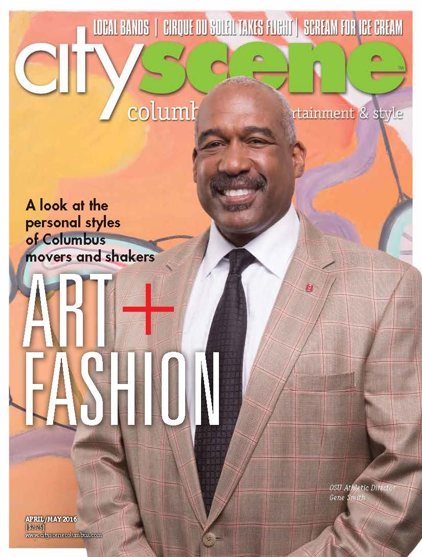 CityScene April 2016 Cover