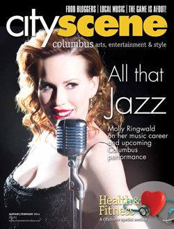 City Scene Magazine January 2014