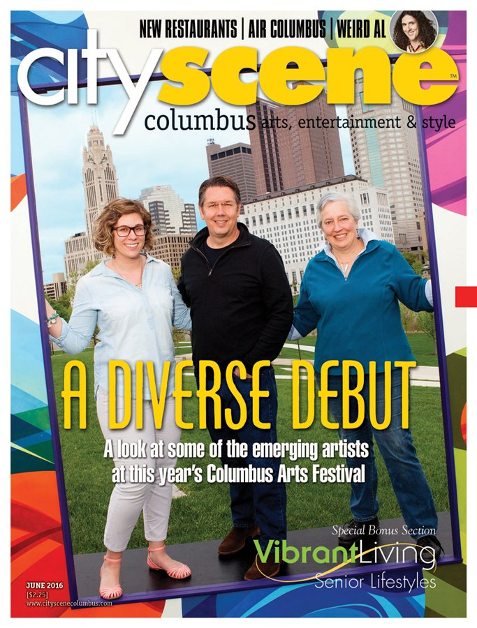 CityScene CoverJune2016
