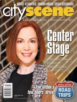City Scene Magazine April 2014