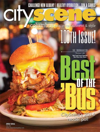 City Scene Magazine July 2014