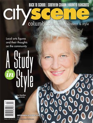 City Scene Magazine September 2014