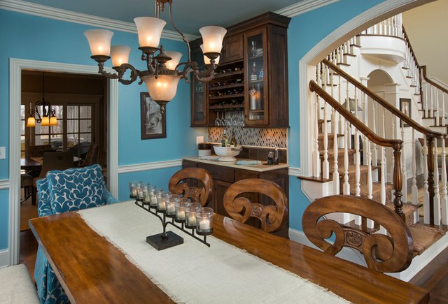 Dining Room remodel Tartan Fields Dublin OH The Cleary Company Remodel Design Build (1).jpg