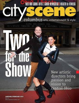 City Scene Magazine January/February 2015