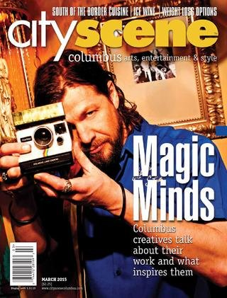 City Scene Magazine March 2015