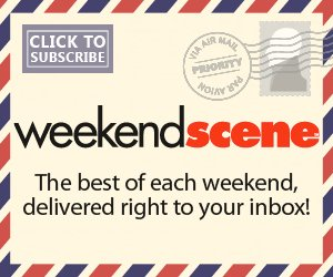 WeekendScene Subscribe Mailer