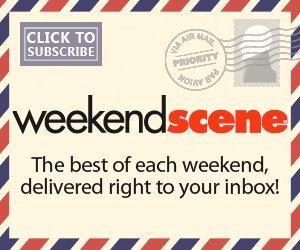 WeekendScene Subscribe Mailer