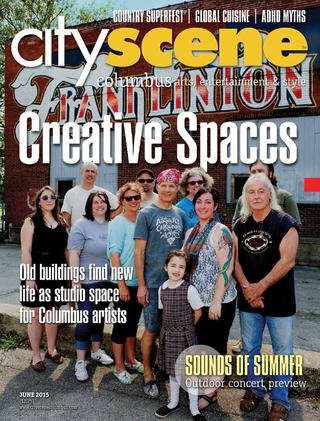 City Scene Magazine June 2015