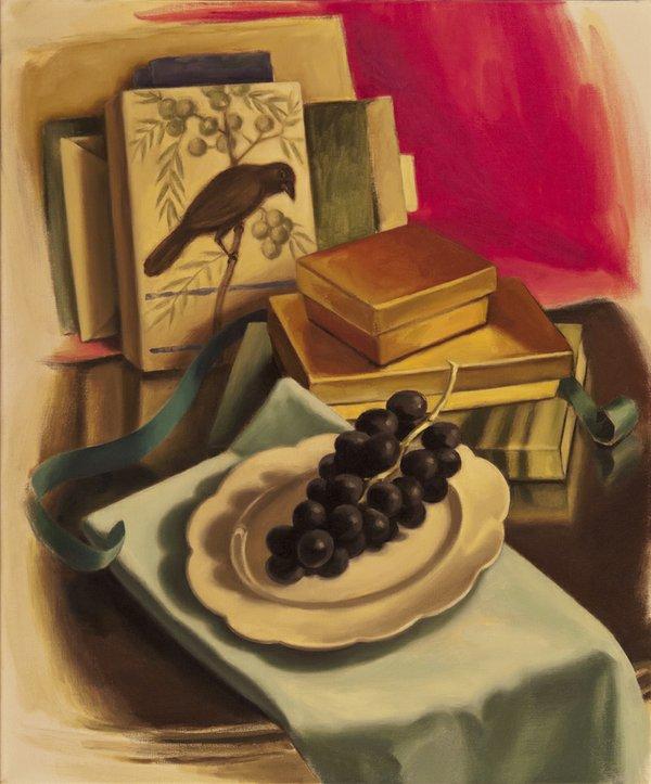 Black Grapes Blackbird_o_c 24x20.jpg
