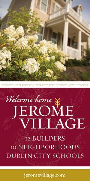 Jerome Village Generic Ad
