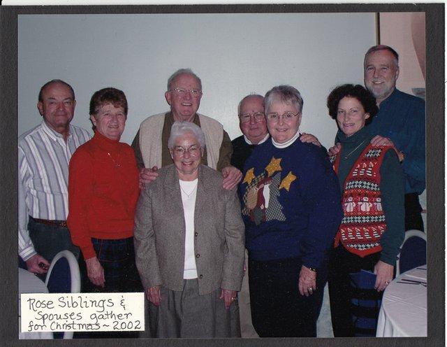 Rose family 2002.jpg