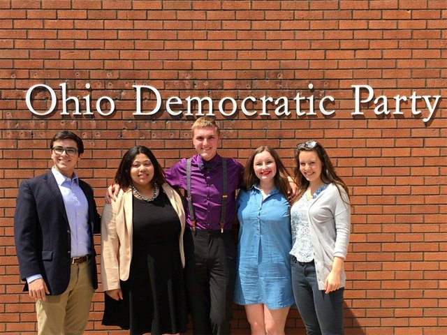 Palsgrove Leadership Team for Ohio HS Democrats.jpg